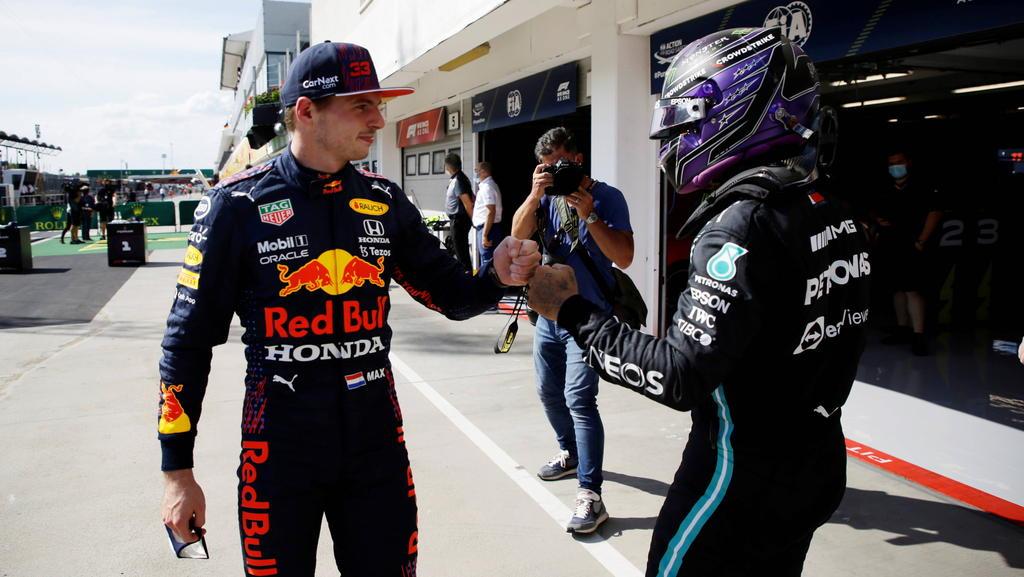 """Formel 1   Montoya: Verstappen """"bringt neuen Hamilton ins Spiel"""""""