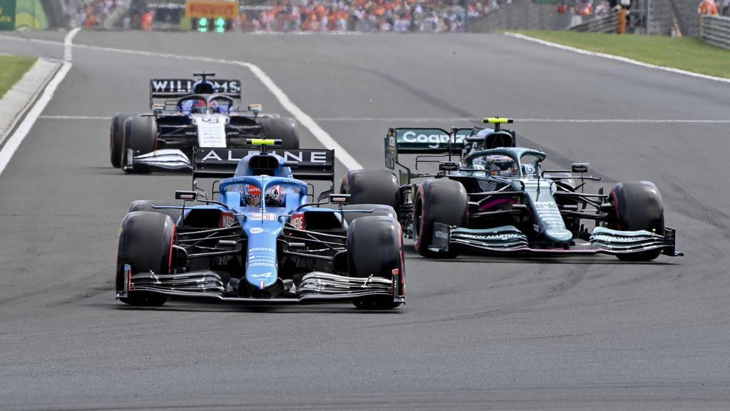 Formel 1 | Vettel winkt Premierensieg