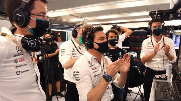 """Formel 1   Wolff: Mercedes manchmal """"wie ein Universitätscampus"""""""