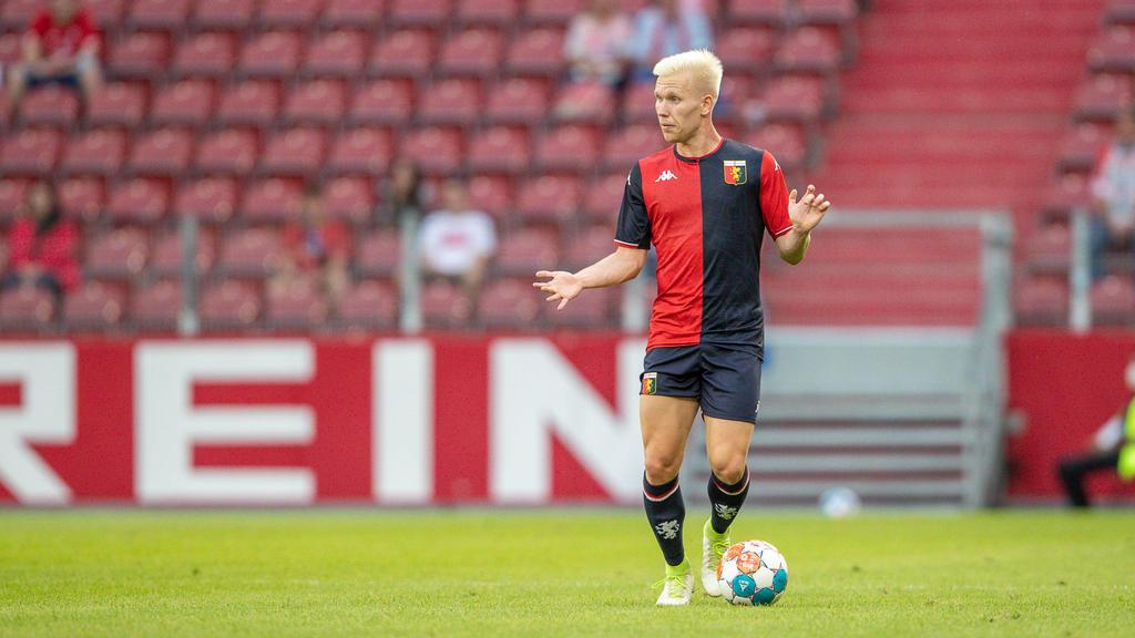 Neuzugang von Arminia Bielefeld vor Debüt gegen Eintracht Frankfurt